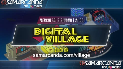 Tutti invitati al Samarcanda Digital Village